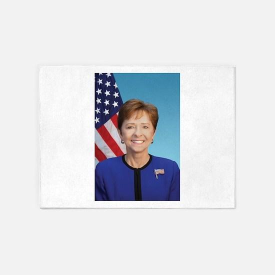 Sue Myrick, Republican US Representative 5'x7'Area