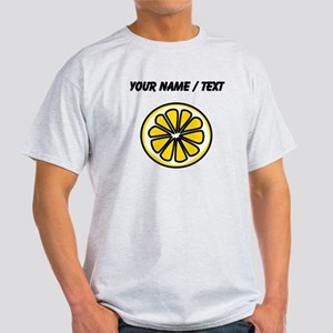 Custom Lemon Slice T-Shirt