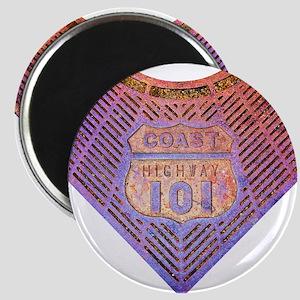 Coast Hwy 101 Magnets