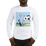 Scout Meets Cow Long Sleeve T-Shirt