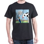 Scout Meets Cow Dark T-Shirt