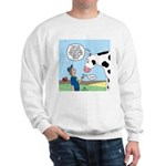 Scout Meets Cow Sweatshirt