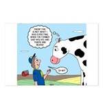 Scout Meets Cow Postcards (Package of 8)