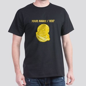 Custom Sliced Lemon T-Shirt