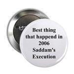 Saddam's Execution Best Thing in 2006 2.25