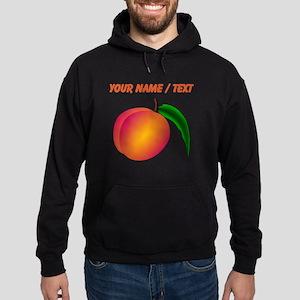 Custom Peach Hoody