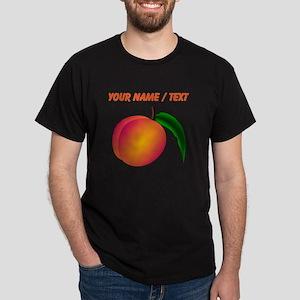 Custom Peach T-Shirt