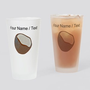 Custom Coconut Shell Drinking Glass