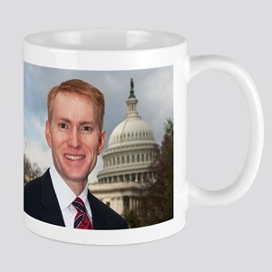 James Lankford, Republican US Representative Mugs
