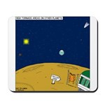 Tornado Defense System Mousepad