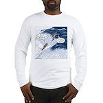 Salmon Run Long Sleeve T-Shirt