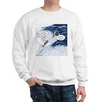 Salmon Run Sweatshirt