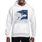 Salmon Run Hooded Sweatshirt