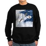 Salmon Run Sweatshirt (dark)