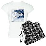 Salmon Run Women's Light Pajamas