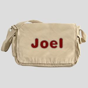 Joel Santa Fur Messenger Bag