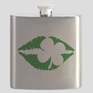 Irish Lips Flask
