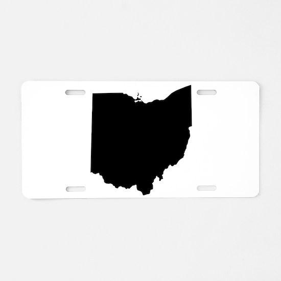 Funny Ohio Aluminum License Plate