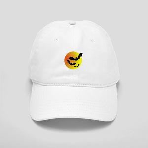 Bat Silhouettes Baseball Cap