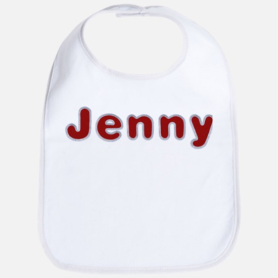 Jenny Santa Fur Bib