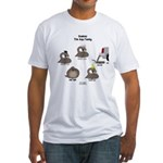 Asp Family Fitted T-Shirt