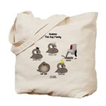 Asp Family Tote Bag