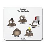 Asp Family Mousepad