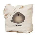 Fat Asp Tote Bag