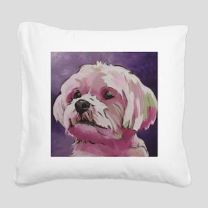 Sohpie Square Canvas Pillow