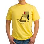 Jack Asp Yellow T-Shirt