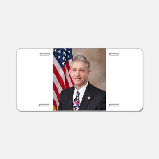 Trey Gowdy, Republican US Representative Aluminum