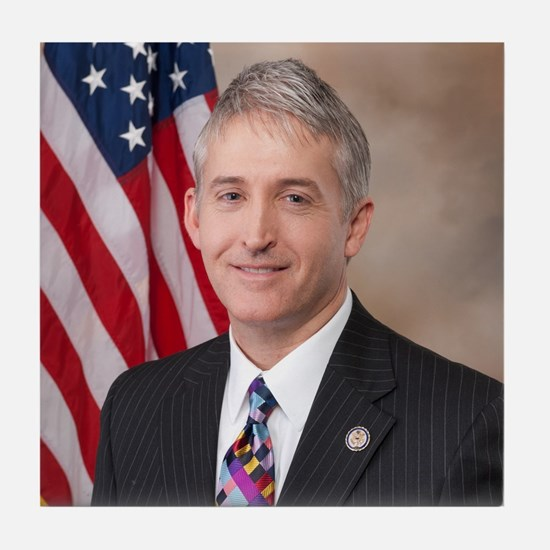Trey Gowdy, Republican US Representative Tile Coas