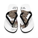 Wise Asp Flip Flops