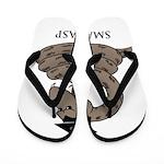 Smart Asp Flip Flops