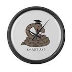 Smart Asp Large Wall Clock