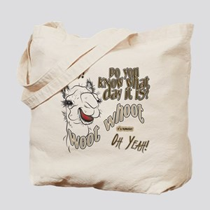 Hump Day OhYeah Camel Tote Bag