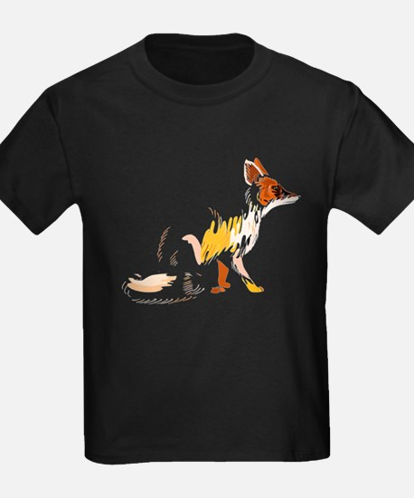 colorful animal T