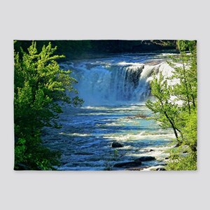 Little River Falls 5'x7'Area Rug