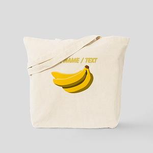 Custom Bunch Of Bananas Tote Bag
