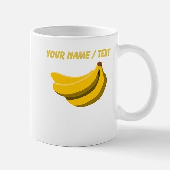 Custom Bunch Of Bananas Mugs