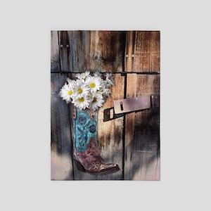 Cowgirl Bride Area Rugs Cafepress