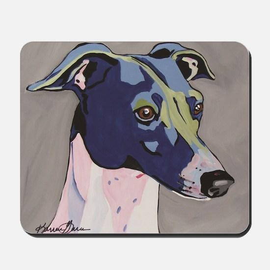 Italian Greyhound - Louie Mousepad