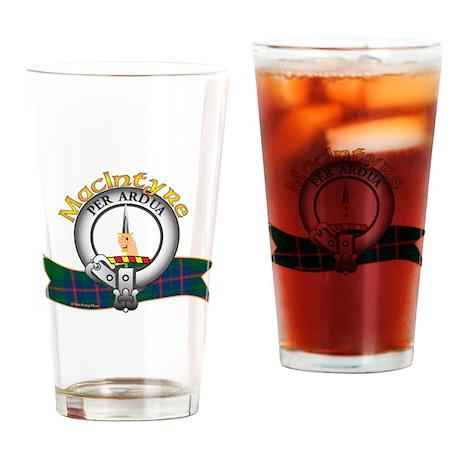 MacIntyre Clan Drinking Glass