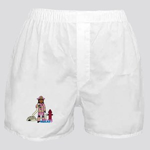 Firefighter - Custom2 Boxer Shorts