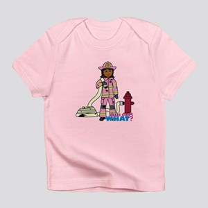 Firefighter - Custom2 Infant T-Shirt