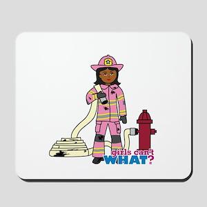 Firefighter - Custom2 Mousepad
