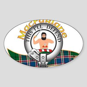 MacFarlane Clan Sticker