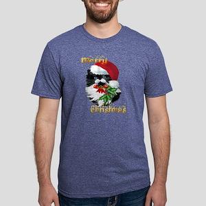 Tuxedo Kitty at Christmas T-Shirt