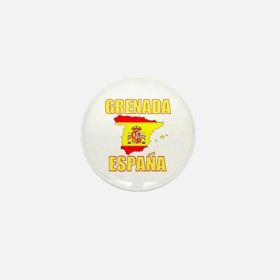 Unique Grenada Mini Button