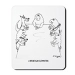 A Bipartisan Committee Mousepad